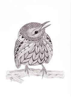 Soin énergétique enfant - Tel un petit oiseau, l'Enfant regarde le monde