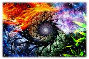 Les 5 éléments : spirale de vie