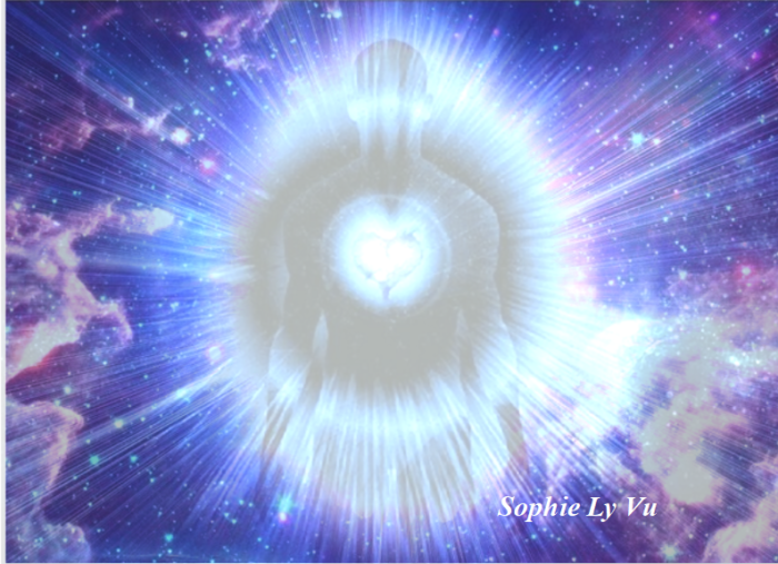 ouverture du cœur à la lumière